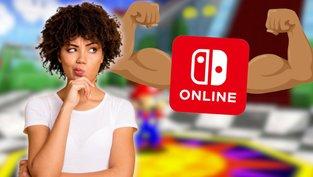 Retro-Offensive für Switch Online