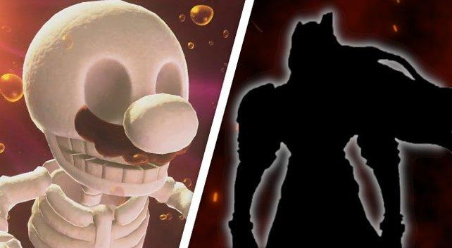 Der neue Kämpfer in Super Smash Bros. Ultimate bringt Mario zum Zittern.