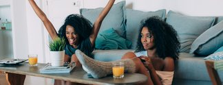 Kolumnen: Ich möchte wieder mehr Couch-Koop mit Pizza