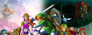 Quiz: Wie gut kennt ihr euch mit Zelda - Ocarina of Time und Majora's Mask aus?