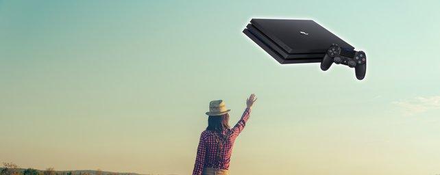So langsam müssen wir wohl Abschied von der PlayStation 4 nehmen