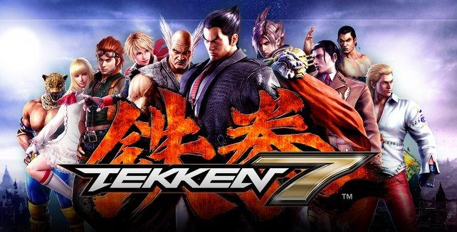 Tekken 7 könnt ihr bislang nur in japanischen Spielhallen finden.
