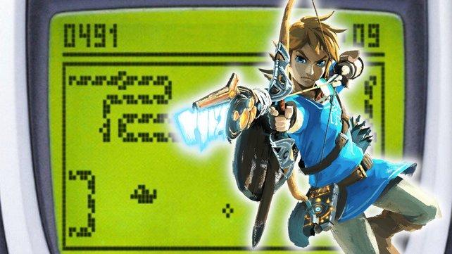 Zelda-Fan meistert die ultimative Challenge. Dafür schwitzt er 8 Monate lang.