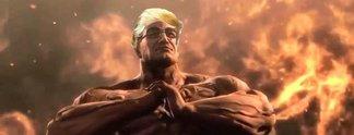 Panorama: Trump ist der ultimative Videospielbösewicht