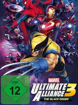 Marvel Ultimate Alliance 3 - The Black Order