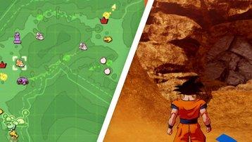 <span>Dragon Ball Z: Kakarot |</span> Fundorte mehrerer Felsbrocken