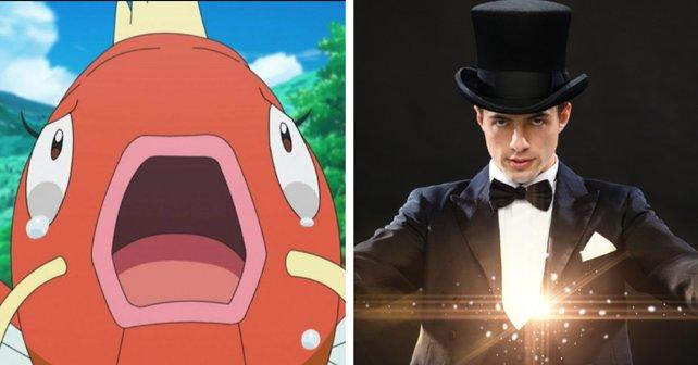 Das Pokémon Karpador ist magischer als ihr denkt. Ein Fan zeigt euch, wieso.