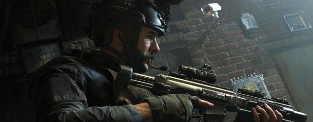 Call of Duty: Modern Warfare will sich auf die alten Stärken der Reihe besinnen.