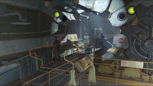 Die Vaults aus Fallout schreien doch förmlich nach einem Horror-Spiel!