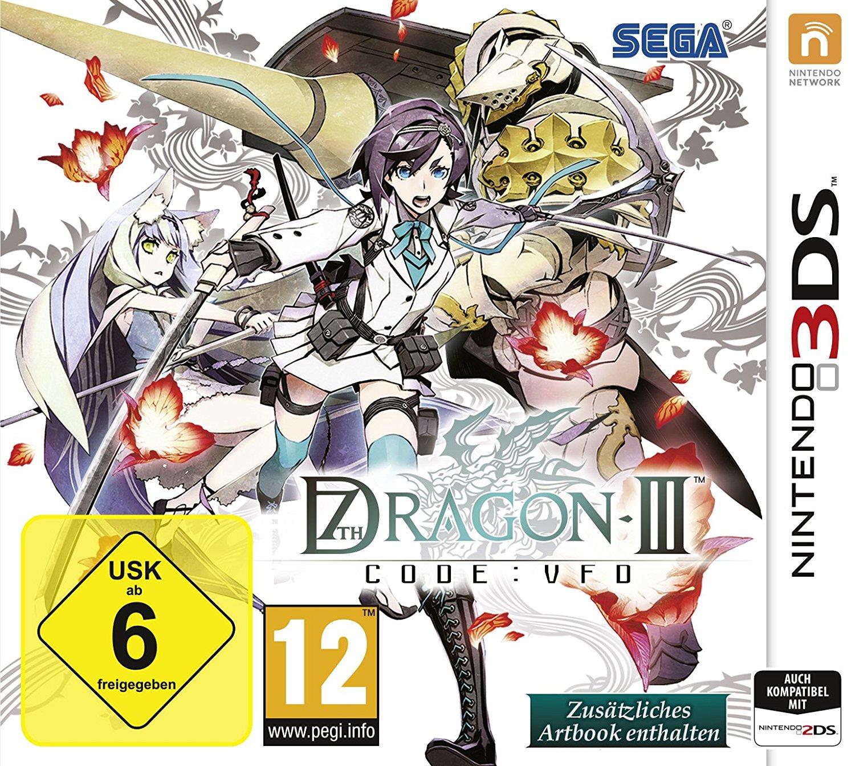 7th Dragon 3 Code - VFD