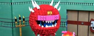 Doom: Ego-Shooter aus Lego-Steinen nachgebaut