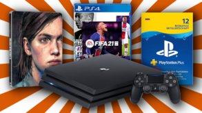 PlayStation-Bundles, -Spiele und -Zubehör stark reduziert