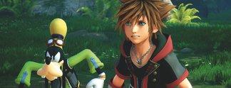 Kingdom Hearts 3: Neuer DLC angekündigt