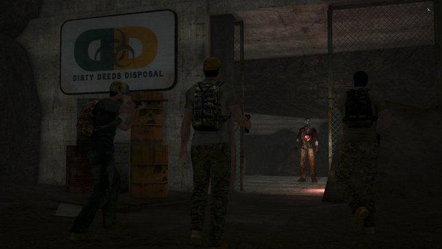 Offene Welt, hunderte Spieler, tausende Zombies: H1Z1.