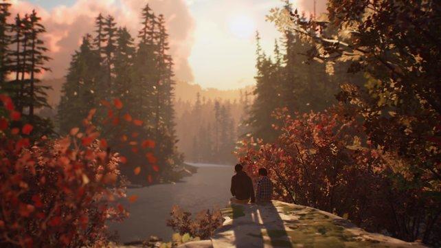 Life is Strange 2 bietet viele stille Momente, die wie eine Zuflucht in all dem grausamen Chaos der Geschichte wirken.