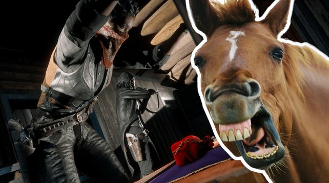 Wenn digitale Pferde verrückt spielen. Bild: Rockstar Games / Getty Images - lovleah