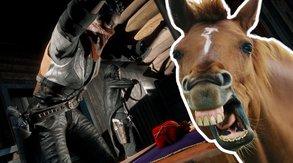 Pferde machen aus Red Dead Online einen Horrorfilm