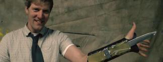 Assassin's Creed - Syndicate: Versteckte Klinge und Seilwerfer funktionstüchtig nachgebaut