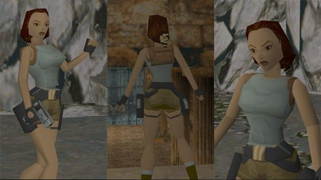 Remasters zu Tomb Raider 1-3