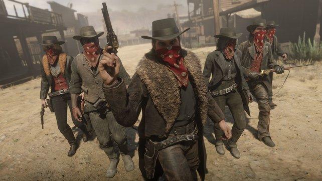 Red Dead Online hat seinen Reiz, kann es aber laut vielen Fans mit Red Dead Redemption 2 nicht aufnehmen. Aber vielleicht ändert das neue Angebot etwas daran.