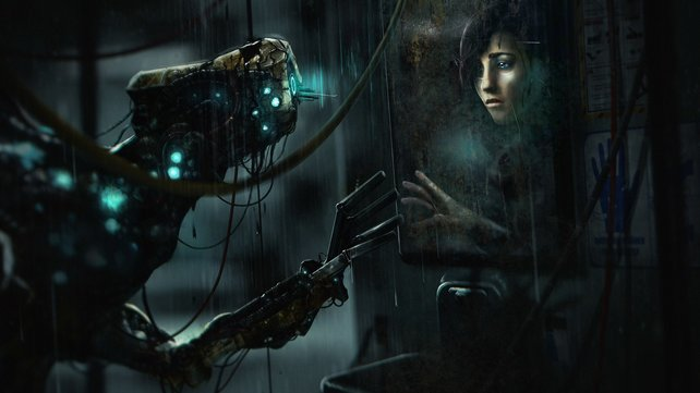 Das Horror-Spiel Soma kann auch mit einer faszinierenden Geschichte punkten.