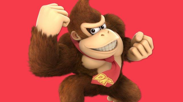 Donkey Kong ist bereit sein legendäres Abenteuer nun auch auf der Nintendo Switch zu erleben.