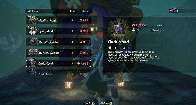 Ihr wolltet schon immer mal als Dark-Link spielen? Jetzt geht euer Wunsch in Erfüllung.