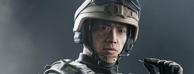 """Sieht so einer der neuen """"Rainbow Six - Siege""""-Operatoren aus?"""