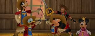 Tests: Kingdom Hearts 2.8 HD - Final Chapter Prologue: Langer Name, kurzes Spiel