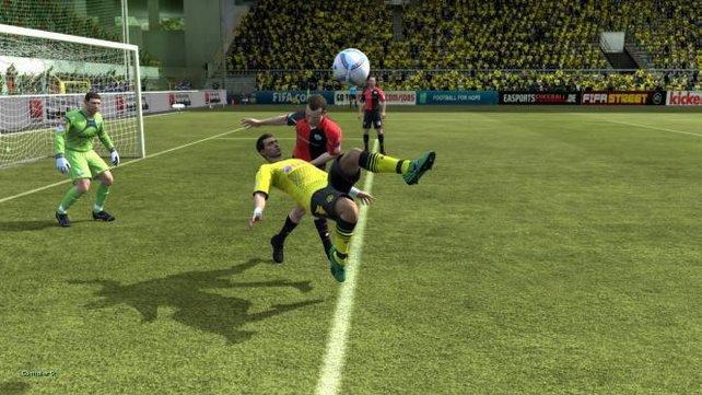 FIFA 12 - mein letztes FIFA.