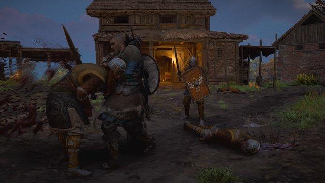 Die Kämpfe brillieren durch Wucht, und auch an Brutalität wurde nicht gespart, sodass echtes Wikinger-Feeling aufkommt.