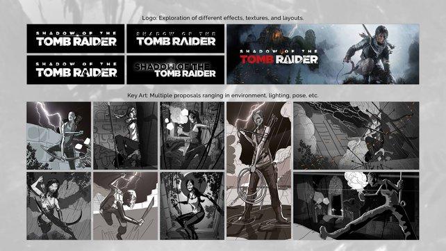 Sollte das Bild echt sein, dann stehen bei Shadow of the Tomb Raider offenbar Pyramiden im Fokus.