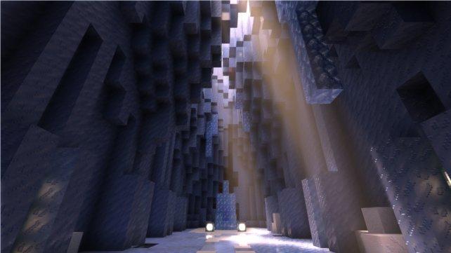 Technologie von Nvidia und eine neue Engine: So sieht die Zukunft von Minecraft aus