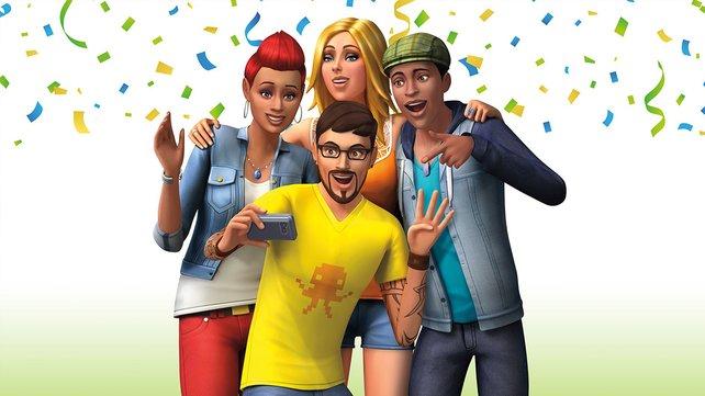 """""""Die Sims 4""""-Community feiert ein Haus, das eigentlich einem Albtraum gleicht."""