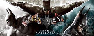 Batman - Arkham Collection: Leak deutet auf neue Sammlung mit vielen Extras hin