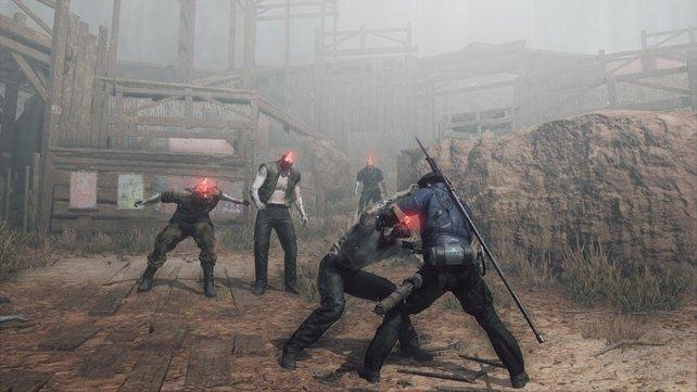 Ist das noch Metal Gear? Egal, finden viele Spieler und haben einfach Spaß.