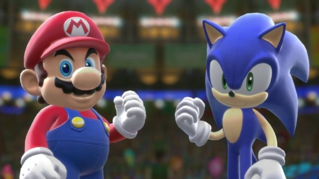 Mario und Sonic werden NIEMALS gemeinsam in einem Spiel auftreten. Oder etwa doch?