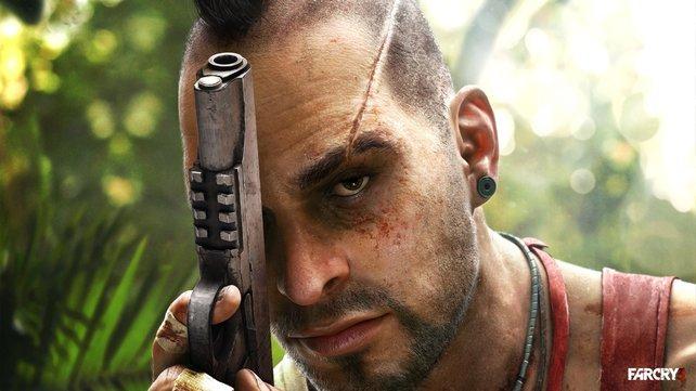Vaas Montenegro aus Far Cry 3: Mittlerweile eine Ikone unter Videospiel-Bösewichten.