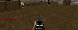Doom 2: Battle Royale macht vor dem Klassiker nicht halt
