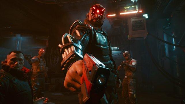 Vom Gespräch direkt ins Gameplay: Immersion erreicht in Cyberpunk 2077 eine neue Stufe. Auch wenn wir manchmal nur Zuschauer sind.