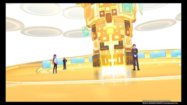 Kamishiro Enterprises gewährt euch Zugang zu Digital Space 04.