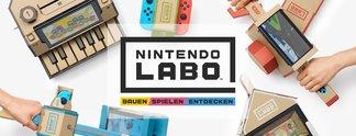 Specials: So cooles Zeug machen Spieler mit Nintendo Labo