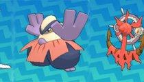 QR-Codes für alle SCHILLERNDEN Pokémon