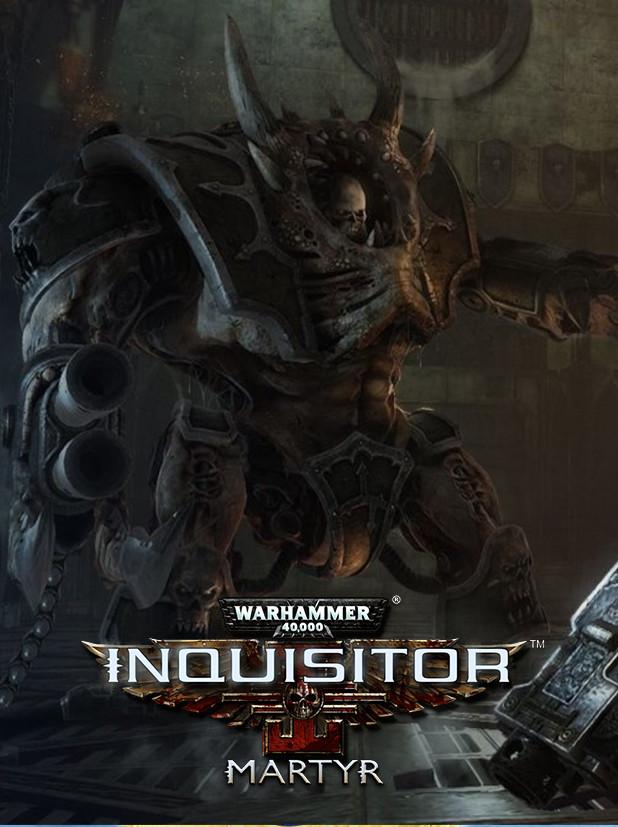 Warhammer 40.000 - Inquisitor - Martyr