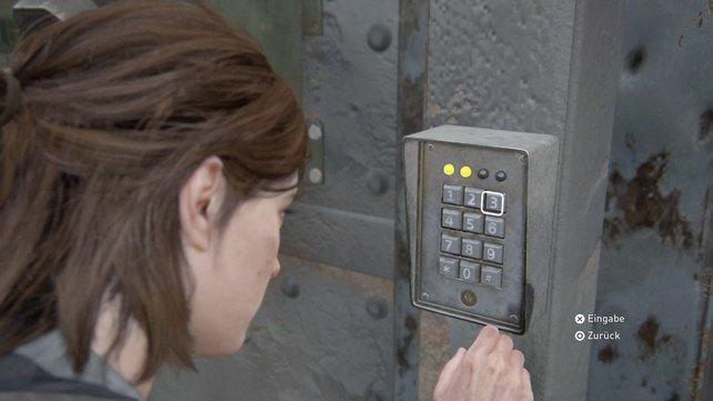 """Nutzt den gesammelten Treibstoff, um den Generator zum Laufen zu bringen und dann den Code am """"Fuck-Fedra""""-einzugeben."""