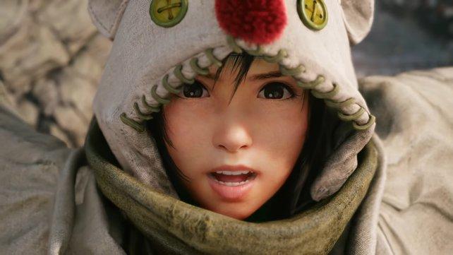 Yuffie wird in Final Fantasy 7 Remake Intergrade eine ganz große Rolle spielen.