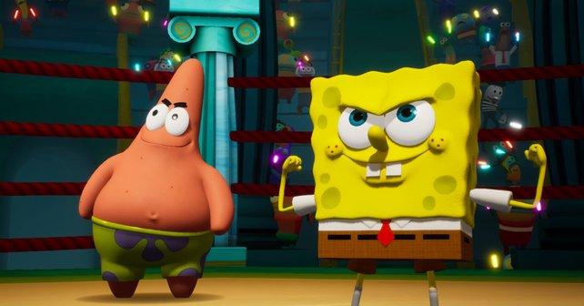 SpongeBob und seine Freunde haben nach 17 Jahren immer noch nichts an Witz und Kampfstärke eingebüßt.