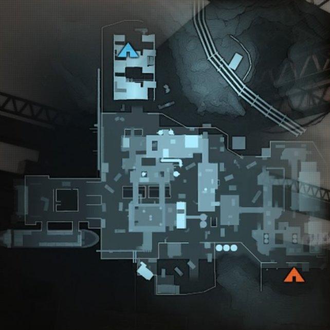 Karte: Amber Station