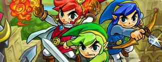 Vorschauen: The Legend of Zelda - Tri Force Heroes: Nicht normal, trotzdem gut