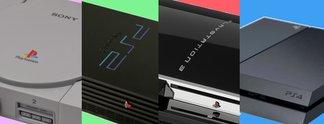 PlayStation | Rekord als meistverkaufte Konsolenmarke der Welt
